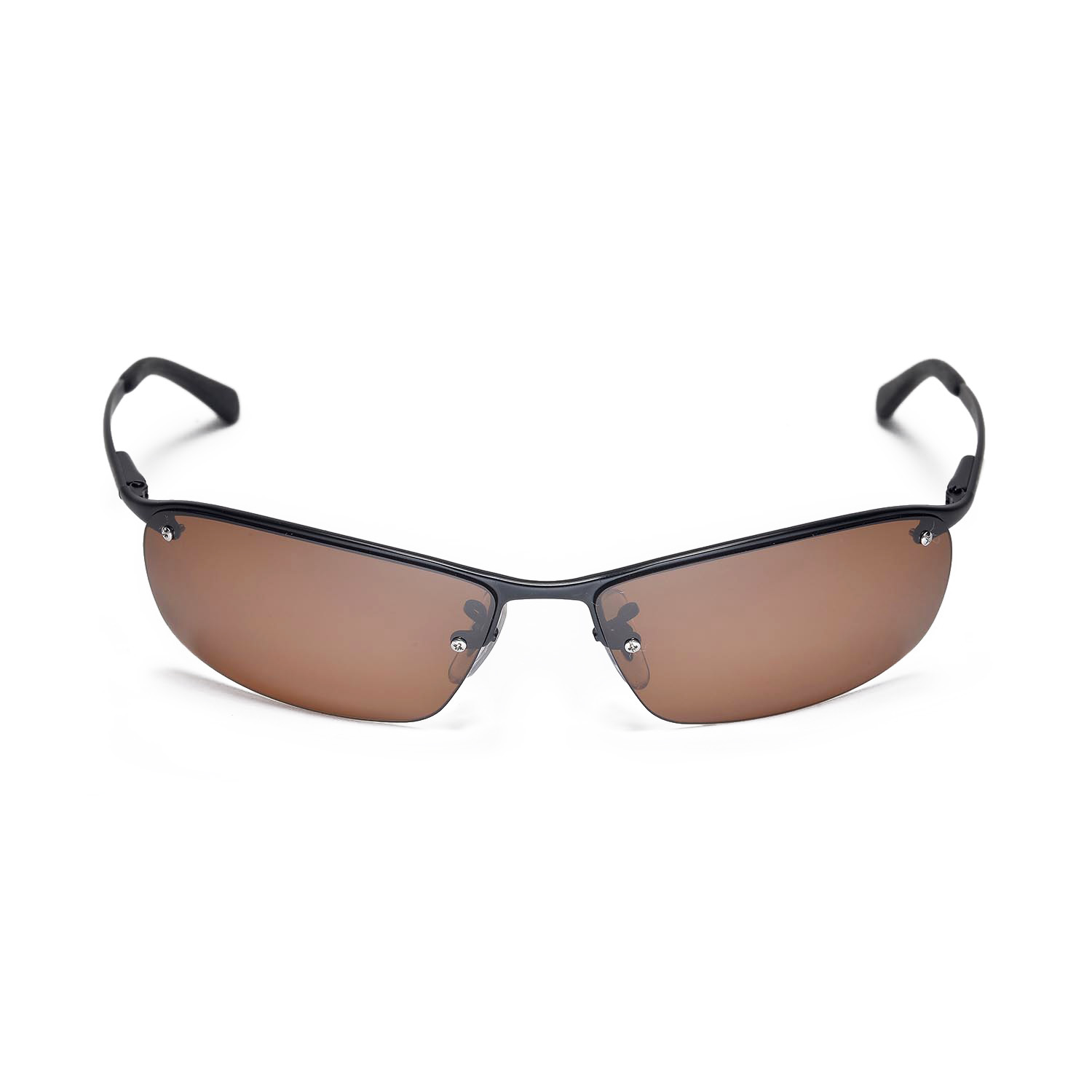 a461ec4479 New Walleva Polarized Brown Replacement For Ray-Ban RB3183 63mm