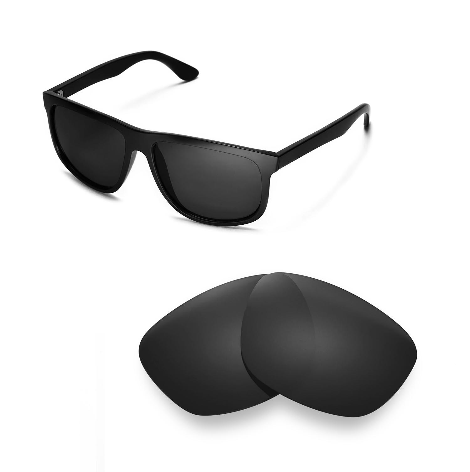 25aa4356034 ... ireland new walleva polarized black lenses for ray ban rb4147 60mm  0f5d8 54d9b