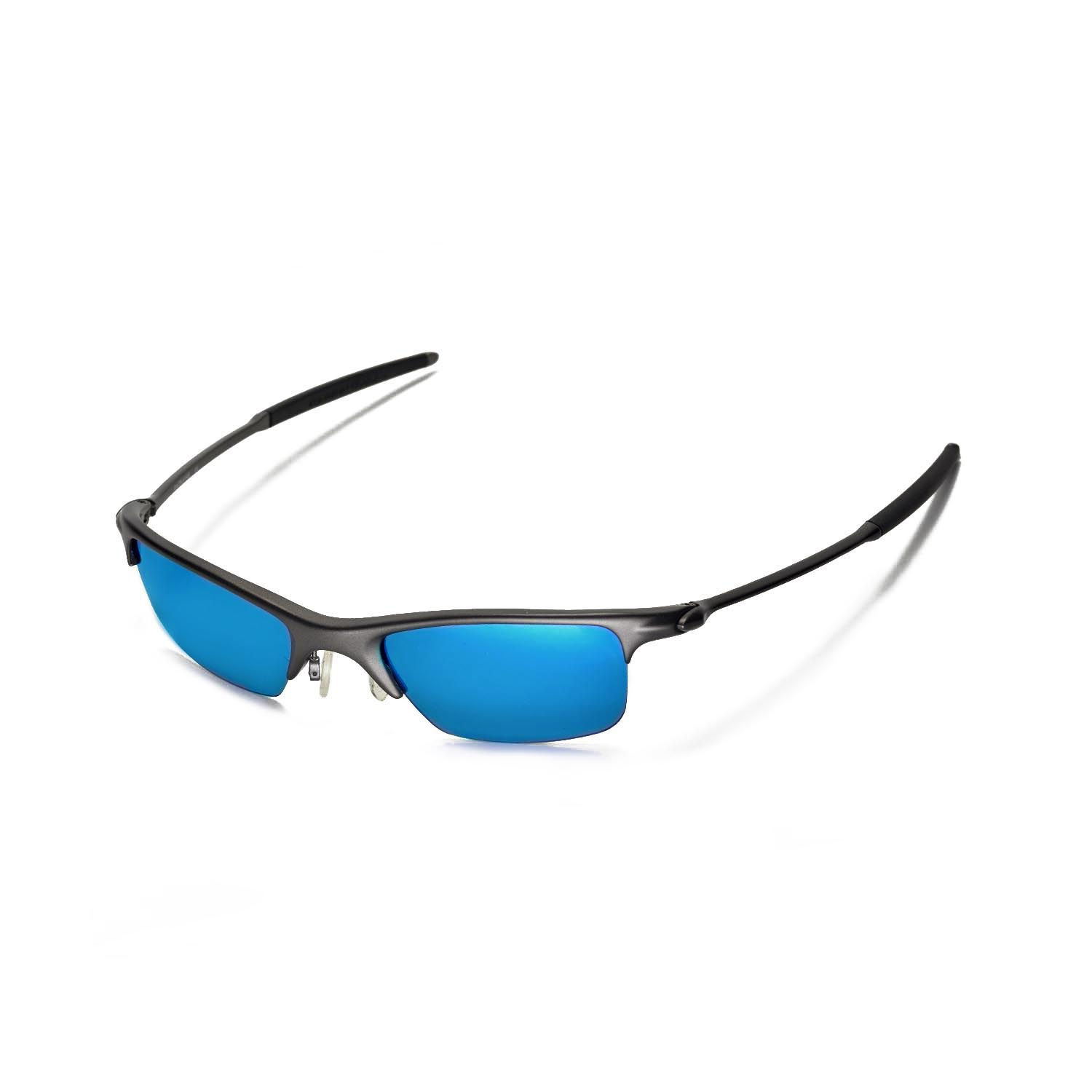 b27e65c615332 New Walleva Polarized Ice Blue Replacement Lenses For Oakley ...