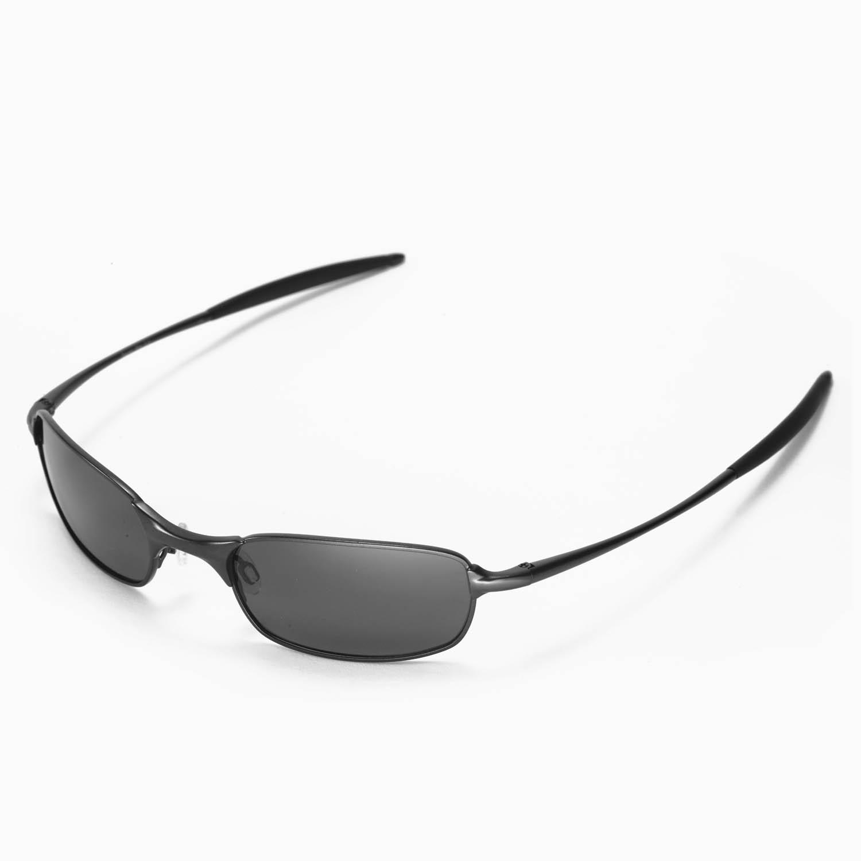 177f6f8701 New Walleva Polarized Black Replacement Lenses For Oakley Square ...