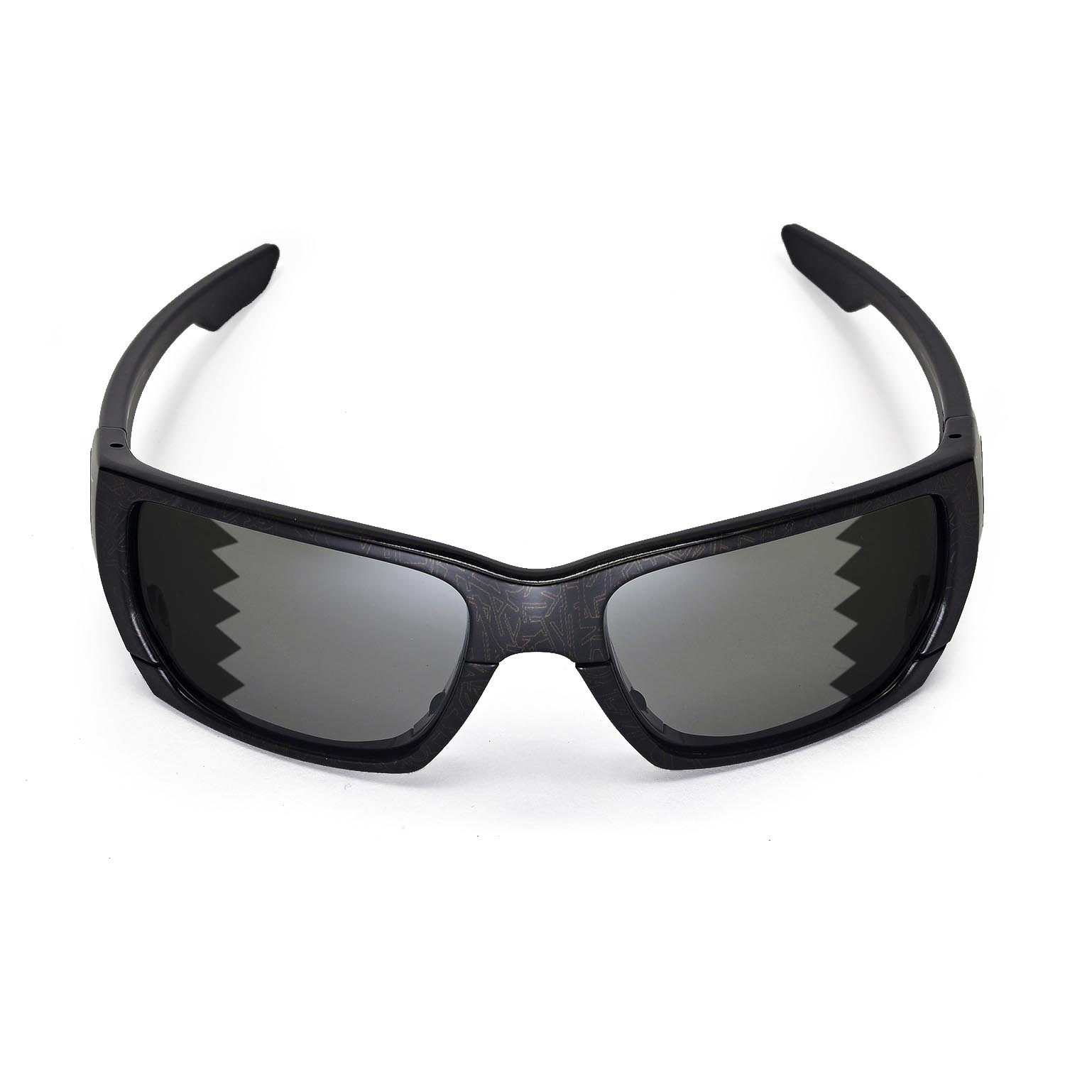 a5cd4affdc6 Walleva Polarized Transition Lenses for Oakley Style Switch x1  Walleva  Microfiber Lens Cleaning Cloth x1