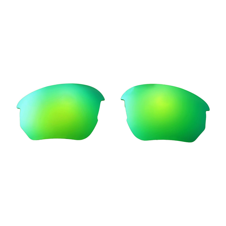 fafe5598b89 Walleva Polarized Emerald Lenses for Oakley Flak Beta x1  Walleva  Microfiber Lens Cleaning Cloth x1