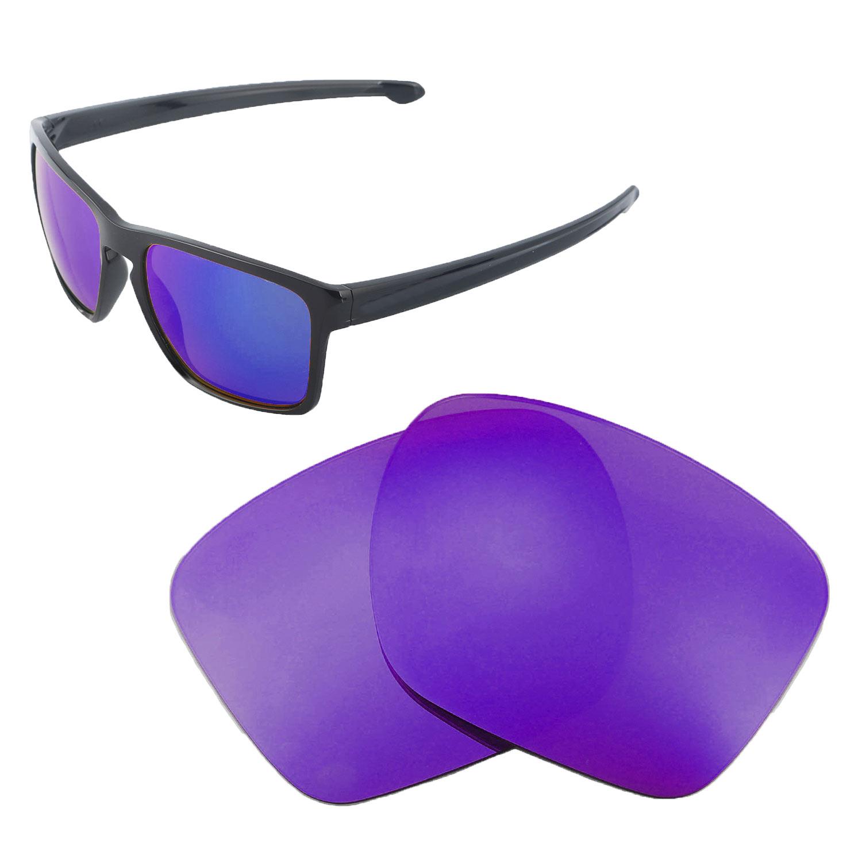 927dbcfd72 Detalles acerca de Nuevo Polarizado Lentes de Repuesto Púrpura Walleva para Oakley  Gafas de sol astilla XL- mostrar título original