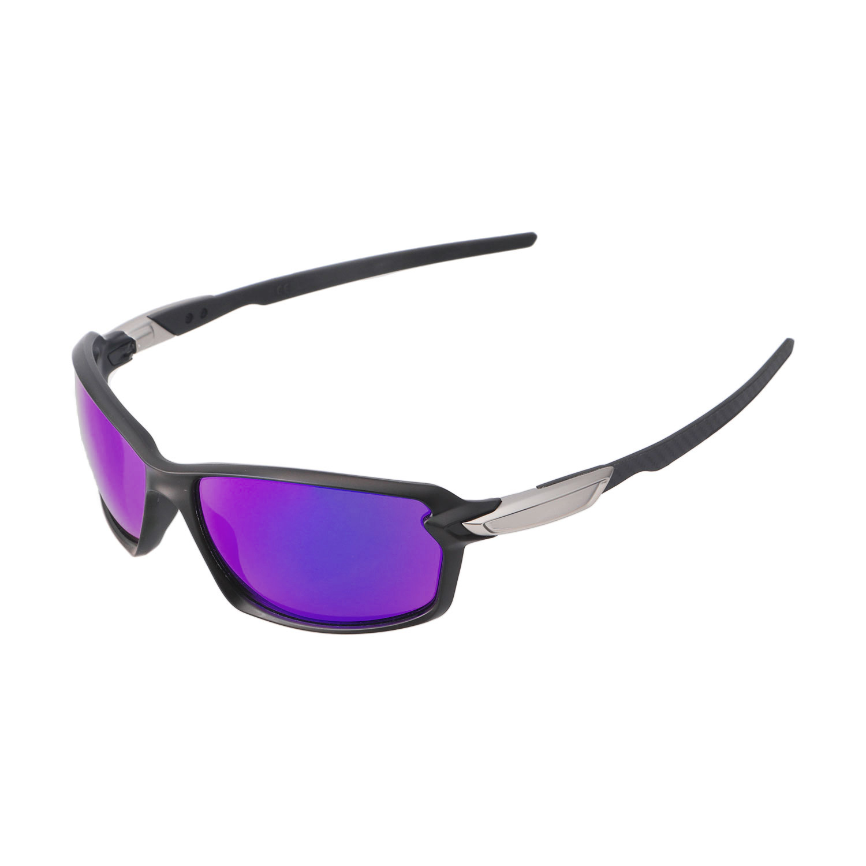 Walleva Purple Polarized Replacement Lenses For Oakley ...