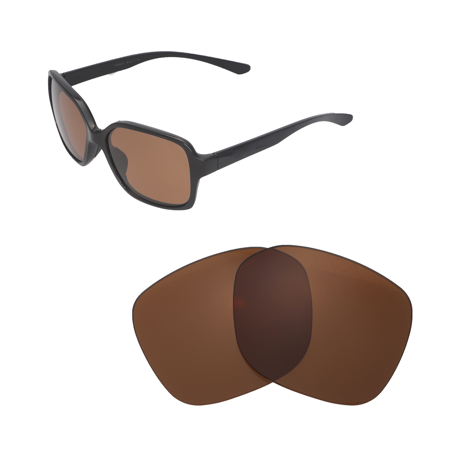 bfe51fa458 Walleva Replacement Lenses for Oakley Proxy Sunglasses - Multiple ...