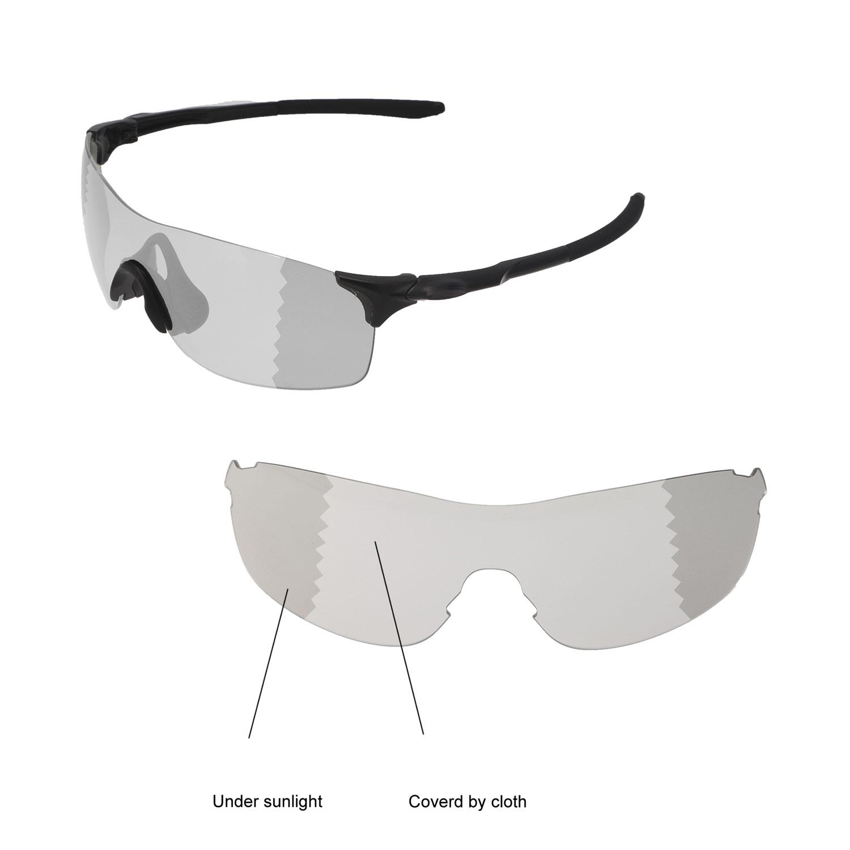 b8ae1869249 Walleva Polarized Lenses For Oakley EVZero Pitch - Selected Color x1