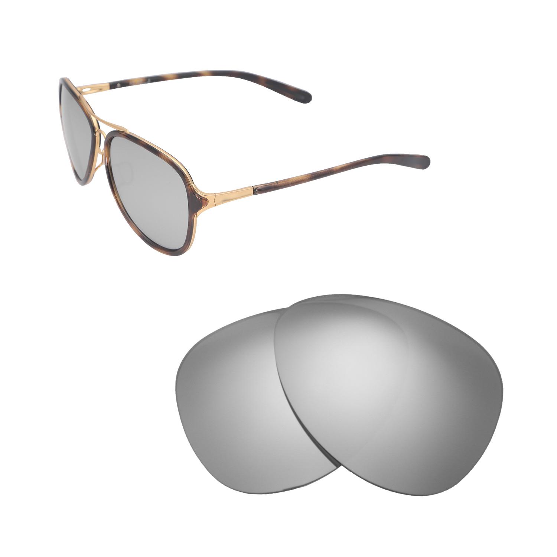 476d9807086 Details about New Walleva Titanium Polarized Replacement Lenses For Oakley  Kickback Sunglasses
