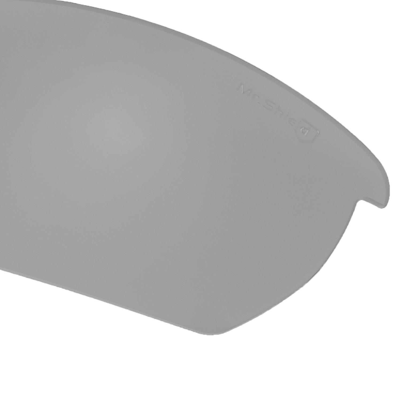 2e4f2890d0 Walleva Mr. Shield Polarized Titanium Lenses for Wiley X Valor x1  Walleva  Microfiber Lens Cleaning Liquid x1