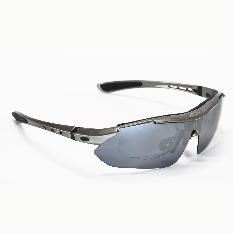 4fa6f33c8e Walleva Polarized TR90 Sunglasses With Hat Clip+Prescription Lenses Insert