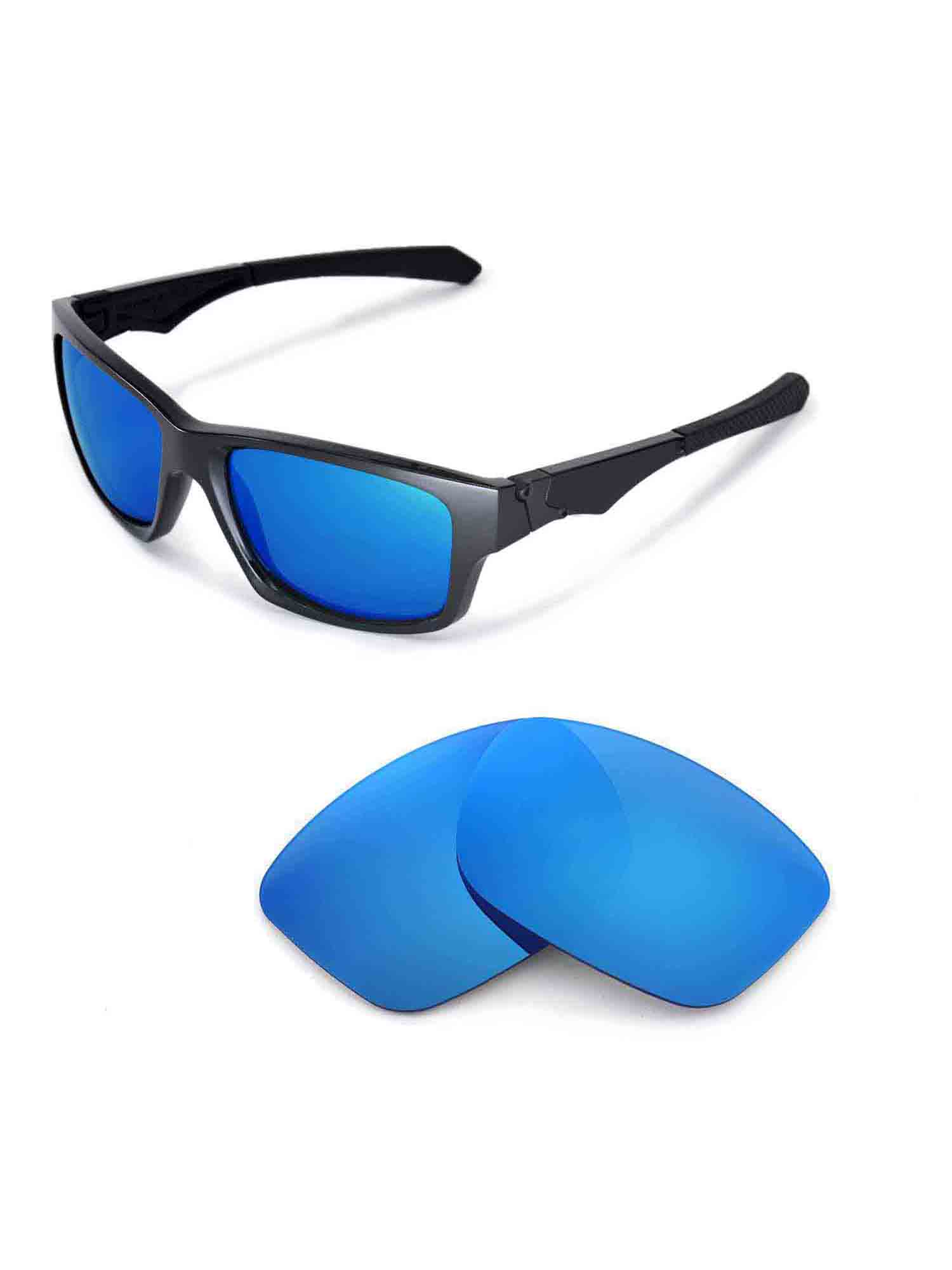 46b5b483b9 Details about WL Polarized Ice Blue Replacement Lenses For Oakley Jupiter  Squared Sunglasses