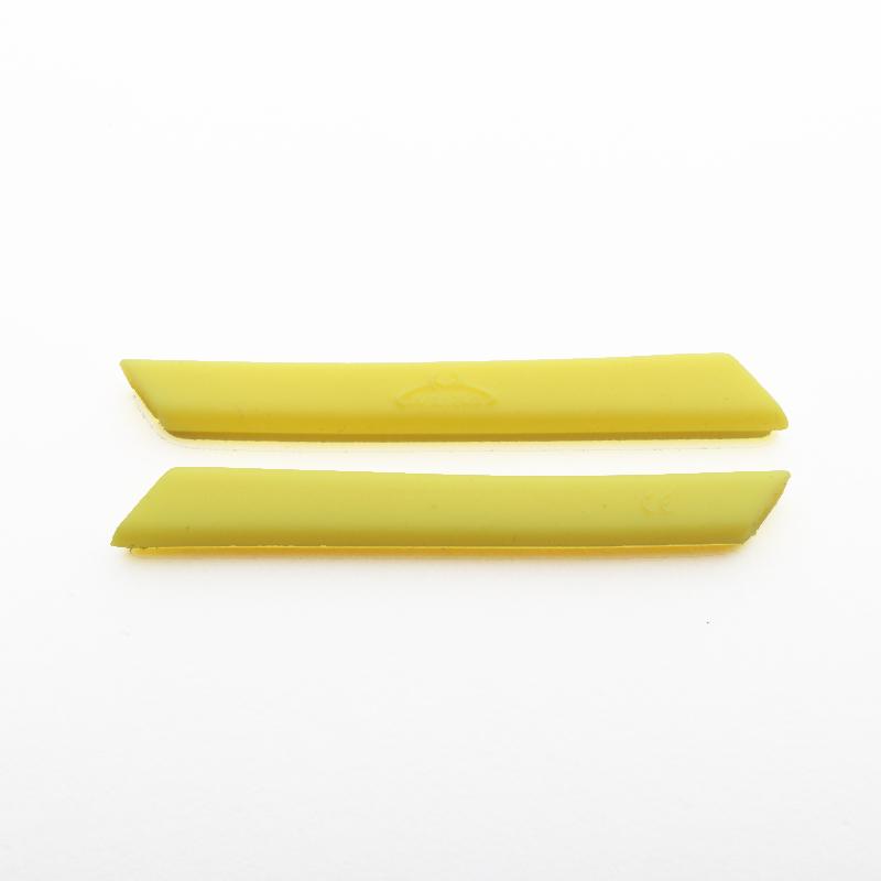 New Walleva Polarized 24K Gold Lenses Yellow Earsocks For Oakley ...