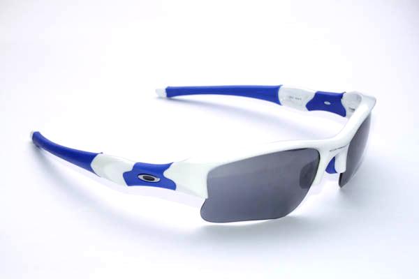 New Walleva Blue Earsocks Nosepads For Oakley Flak Jacket