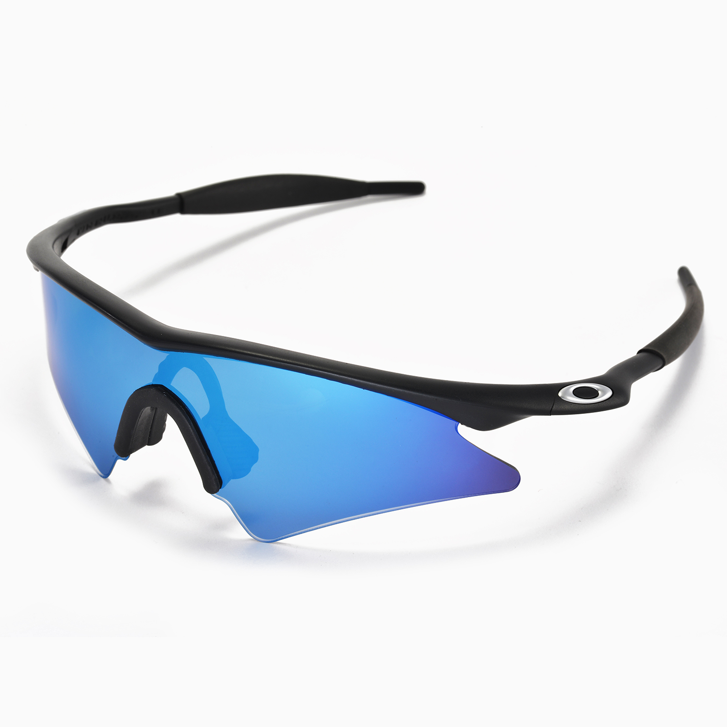 b1ded99bb7d Details about WL Polarized Ice Blue Replacement Lenses For Oakley New M  Frame Sweep Sunglasses