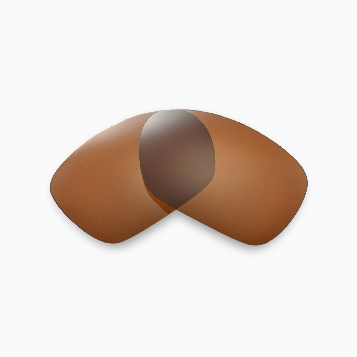 ea217e4ab2 New Walleva Polarized Brown Replacement Lenses For Oakley Inmate ...