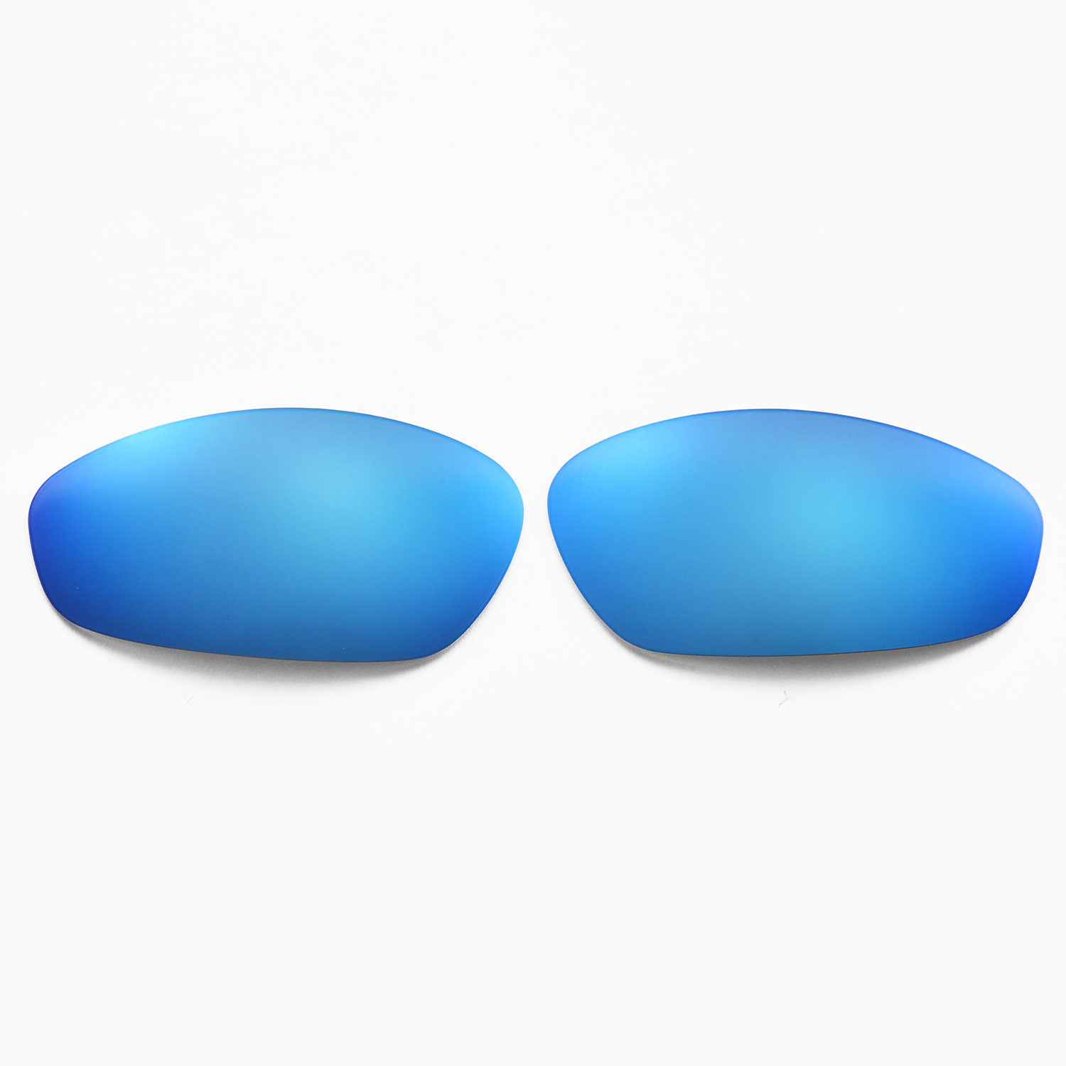 7c95ce73c6 New Walleva Polarized Ice Blue Replacement Lenses For Oakley Whisker ...