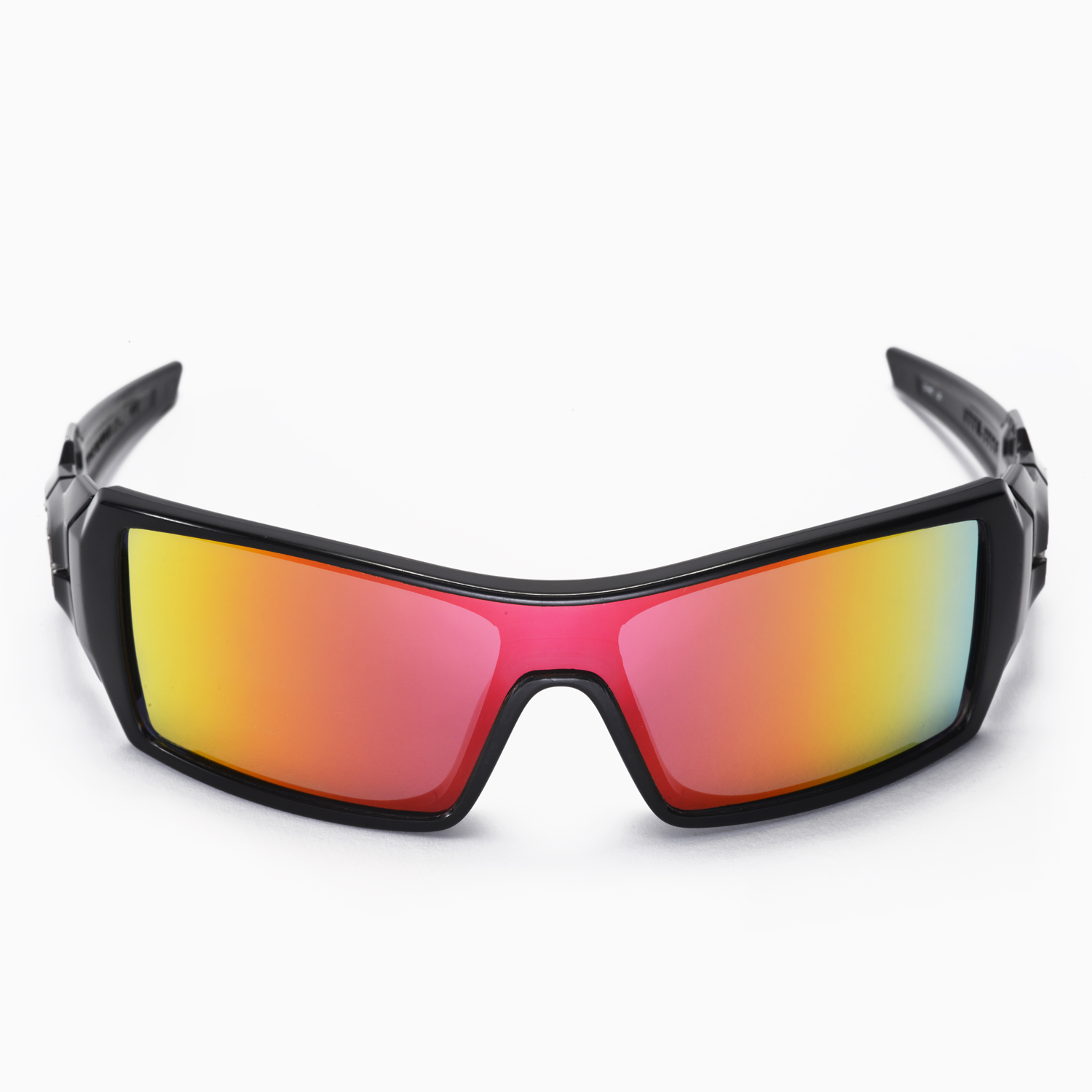 2a3fbb453c ... low price new walleva polarized fire red ice blue lenses for oakley oil  rig aa436 d0a3b